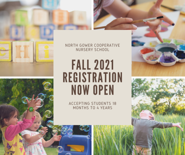 NGCNS Fall Registration Now Open